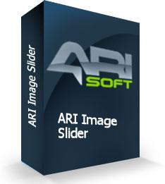 افزونه ARI Image Sliderاسلاید شو در جوملا