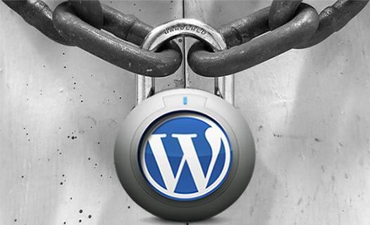 bac wordpress security chain lock برقراری امنیت در وردپرس   بخش اول