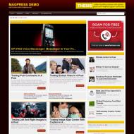 farsweb news 004 پوسته زیبای وردپرس مناسب سایتهای شرکتی فارسی شده 100%