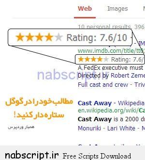 مطالب خود را در گوگل ستاره دار کنید