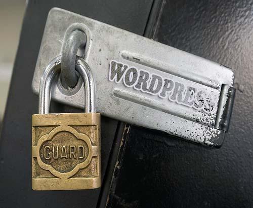 wordpress security برقراری امنیت در وردپرس   بخش اول